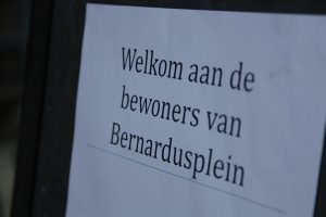 Welkom bewoners Bernardusplein
