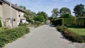 Zo ziet de Docter Schaepmanstraat (deel 1) er nu uit